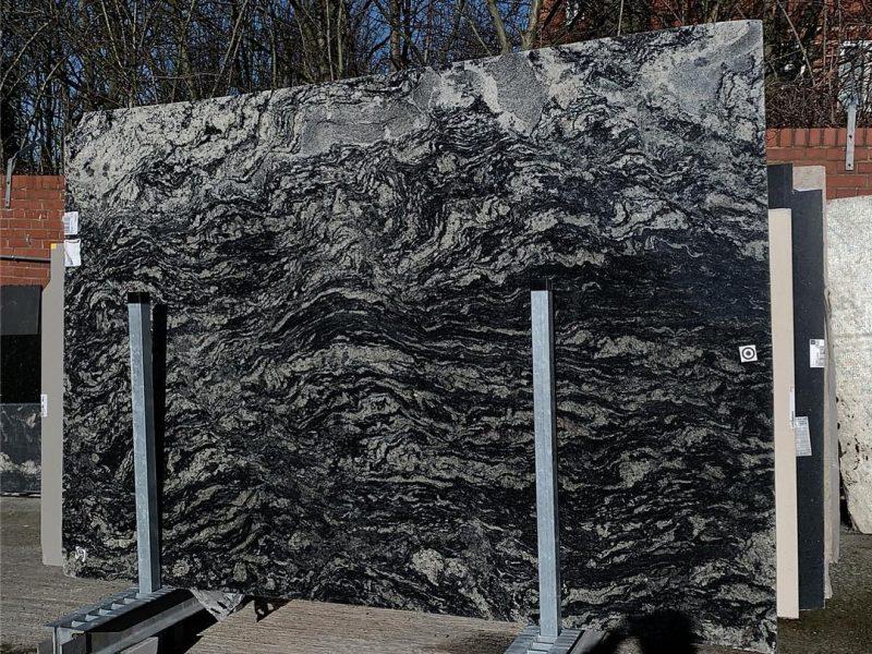 Indian Black - Granite